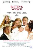 Barney's Version - Movie Poster (xs thumbnail)
