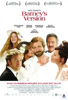 Barney's Version - South African Movie Poster (xs thumbnail)