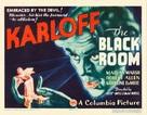 The Black Room - British Movie Poster (xs thumbnail)