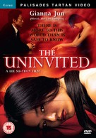 Uninvited - British Movie Cover (xs thumbnail)