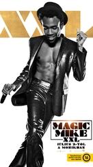 Magic Mike XXL - Hungarian Movie Poster (xs thumbnail)