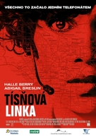 The Call - Czech Movie Poster (xs thumbnail)
