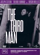 The Third Man - Australian DVD movie cover (xs thumbnail)