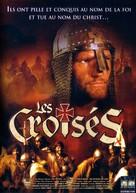 """Crociati"" - French DVD movie cover (xs thumbnail)"