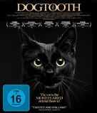 Kynodontas - German Blu-Ray cover (xs thumbnail)