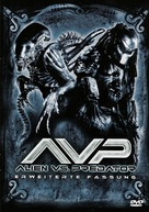 AVP: Alien Vs. Predator - German DVD movie cover (xs thumbnail)