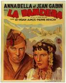 La bandera - Belgian Movie Poster (xs thumbnail)