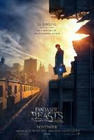 Fantastic Beasts and Where to Find Them - British Movie Poster (xs thumbnail)