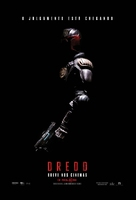 Dredd - Brazilian Movie Poster (xs thumbnail)