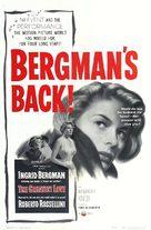 Europa '51 - Movie Poster (xs thumbnail)