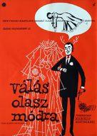 Divorzio all'italiana - Hungarian Movie Poster (xs thumbnail)