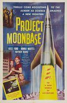 Project Moon Base - Movie Poster (xs thumbnail)
