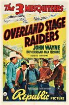 Overland Stage Raiders - Movie Poster (xs thumbnail)