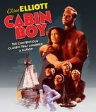 Cabin Boy - Blu-Ray movie cover (xs thumbnail)
