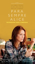 Still Alice - Brazilian Movie Poster (xs thumbnail)