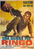 Dos pistolas gemelas - Italian Movie Poster (xs thumbnail)