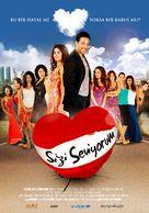 Sizi seviyorum - Turkish Movie Poster (xs thumbnail)