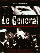 The General - French Movie Poster (xs thumbnail)