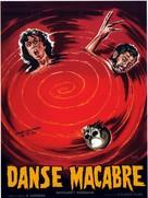 Danza macabra - French Movie Poster (xs thumbnail)