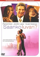 Shall We Dance - Finnish DVD movie cover (xs thumbnail)