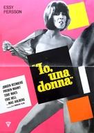 Jag - en kvinna - Italian Movie Poster (xs thumbnail)
