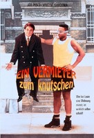 The Super - German Movie Poster (xs thumbnail)