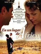 Nirgendwo in Afrika - Spanish Movie Poster (xs thumbnail)