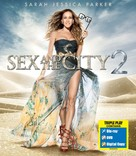 Sex and the City 2 - Blu-Ray movie cover (xs thumbnail)