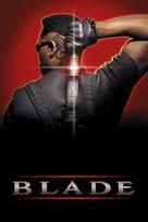 Blade - DVD cover (xs thumbnail)