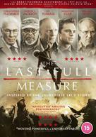 The Last Full Measure - British DVD movie cover (xs thumbnail)