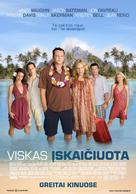 Couples Retreat - Lithuanian Movie Poster (xs thumbnail)