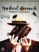Naked Lunch - Danish DVD cover (xs thumbnail)