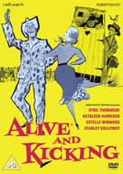 Alive and Kicking - British DVD movie cover (xs thumbnail)