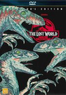The Lost World: Jurassic Park - Danish Movie Cover (xs thumbnail)