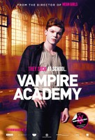 Vampire Academy - Canadian Theatrical poster (xs thumbnail)