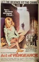 Act of Vengeance - Australian Movie Poster (xs thumbnail)