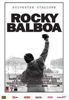 Rocky Balboa - Polish Movie Poster (xs thumbnail)