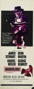 Bandolero! - Movie Poster (xs thumbnail)