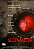 Sleepwalker - French Movie Cover (xs thumbnail)