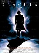 Dracula 2000 - French Movie Poster (xs thumbnail)