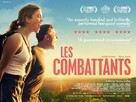 Les combattants - British Movie Poster (xs thumbnail)