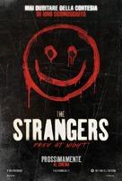 The Strangers: Prey at Night - Italian Movie Poster (xs thumbnail)