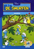 """Smurfs"" - Belgian DVD movie cover (xs thumbnail)"