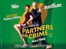 Associés contre le crime - British Movie Poster (xs thumbnail)