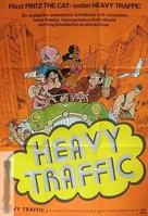 Heavy Traffic - Swedish Movie Poster (xs thumbnail)