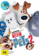 The Secret Life of Pets 2 - Australian DVD movie cover (xs thumbnail)