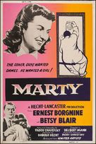 Marty - Movie Poster (xs thumbnail)