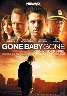 Gone Baby Gone - German DVD movie cover (xs thumbnail)