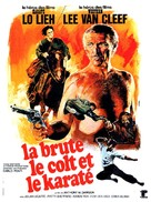 Là dove non batte il sole - French Movie Poster (xs thumbnail)