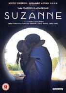 Suzanne - British DVD movie cover (xs thumbnail)